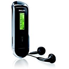 SA2300/02 -    Flash audio player