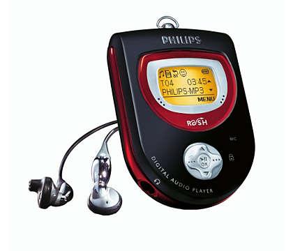 MP3 v plném pohybu
