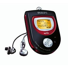 SA230/00C -    Lettore audio con memoria flash