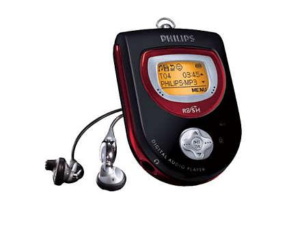 MP3 in full motion