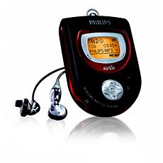 SA238/00 -    Odtwarzacz audio z pamięcią flash
