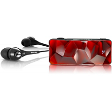 SA2420BT/97  เครื่องเล่นเพลง MP3
