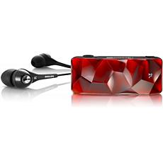 SA2440BT/97  เครื่องเล่นเพลง MP3
