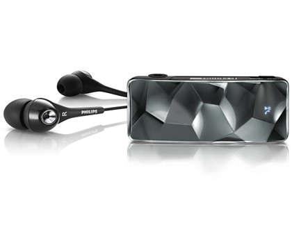 Подключите для прослушивания музыки и общения по телефону