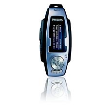 SA255/00 -    Flash audio player