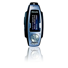 SA255/00 -    Odtwarzacz audio z pamięcią flash