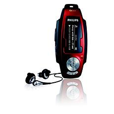 SA261/17 -    Flash audio player
