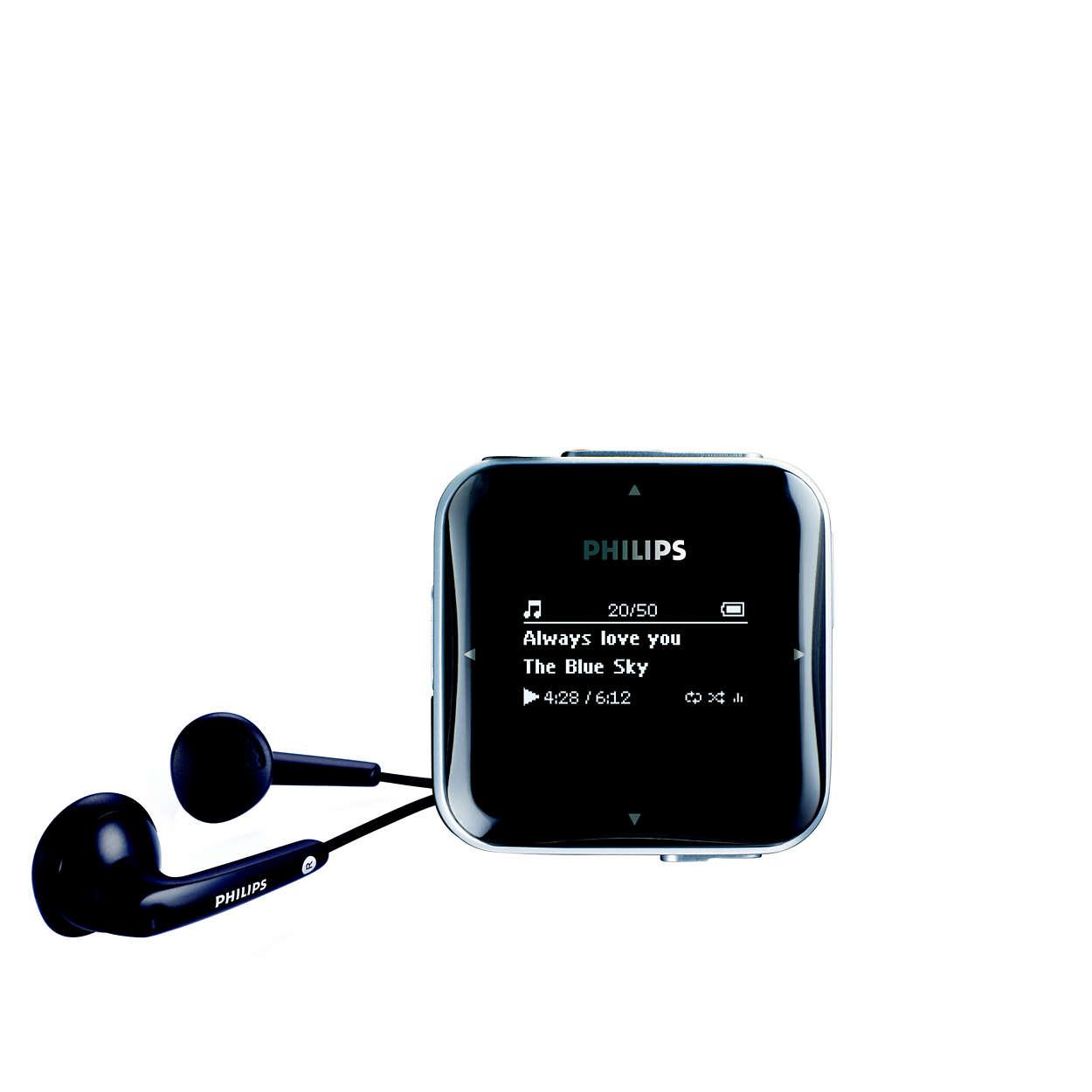Música digital - a qualquer hora