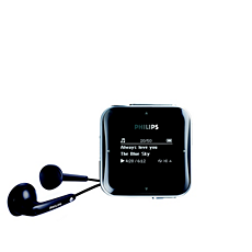 SA2825/02  MP3-проигрыватель