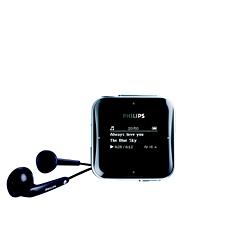 SA2825/37 -    MP3 player