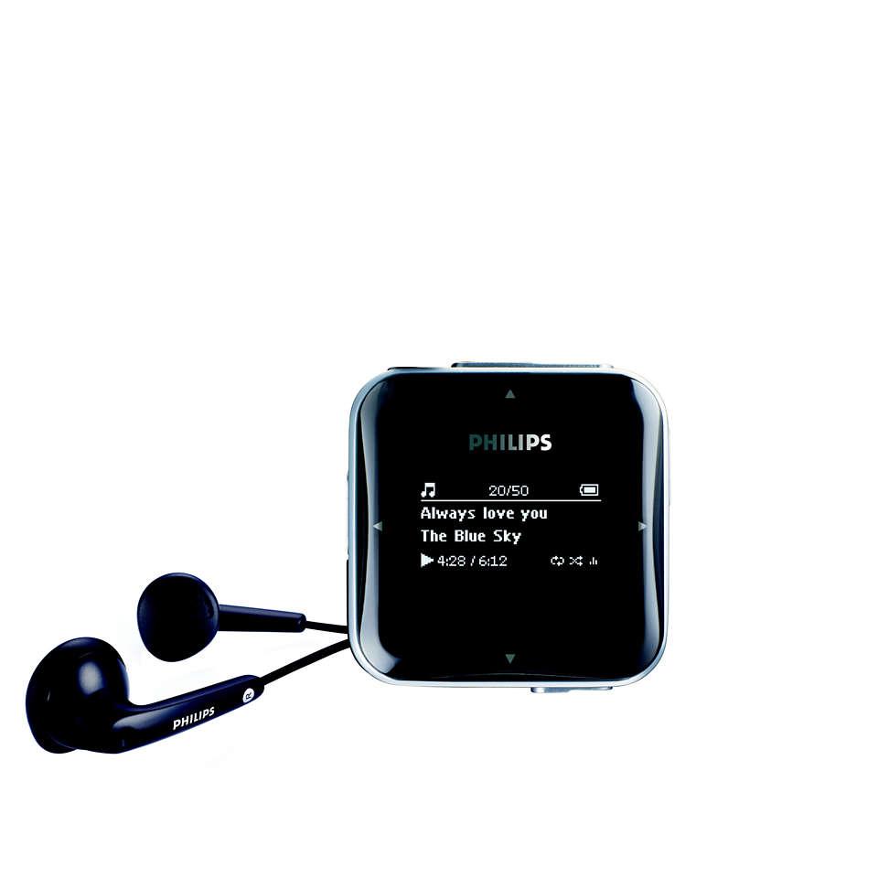 Digital music - anytime