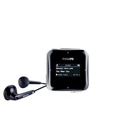 SA2845/02  MP3-плеер