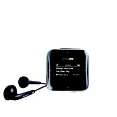 SA2845/97  เครื่องเล่นเพลง MP3