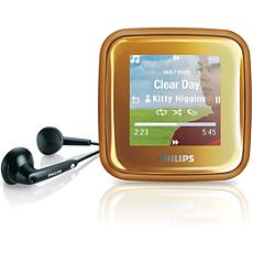 SA2947/97  MP3 播放機