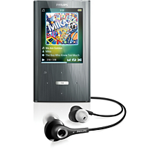SA2ARA04K/02  MP4-Player