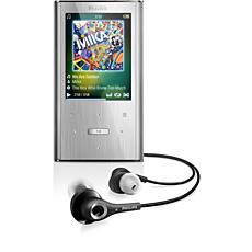 SA2ARA08S/02 -    Odtwarzacz MP4