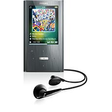 SA2ARA16K/37  MP3 video player