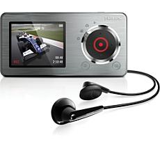 SA2CAM08K/37  MP3 video player