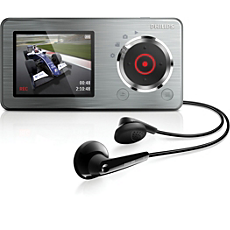 SA2CAM08K/97  MP4 player