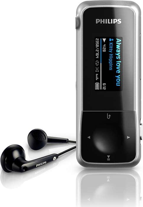 Lyssna på musik i farten
