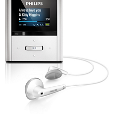 SA2RGA02SN/02 -    MP3 player