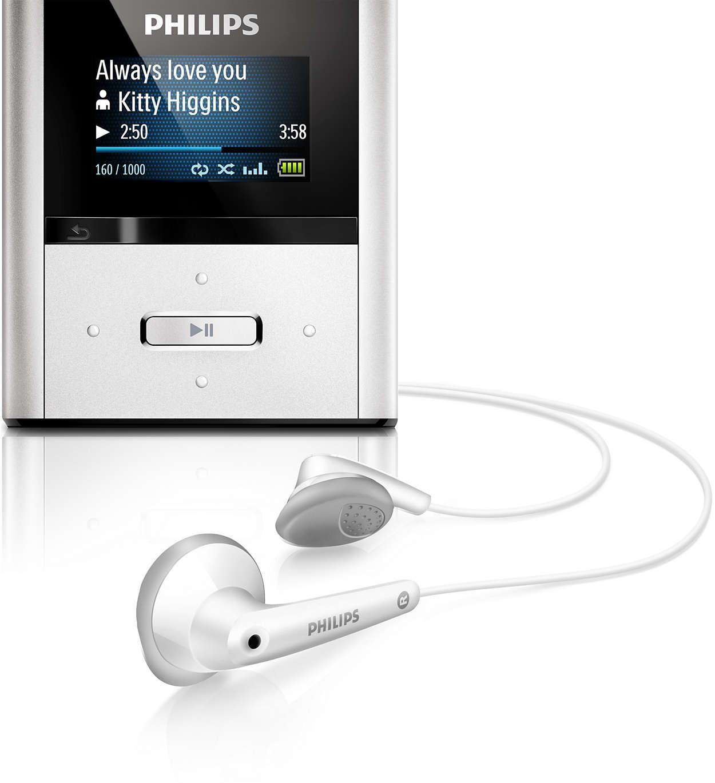 Qualité audio supérieure