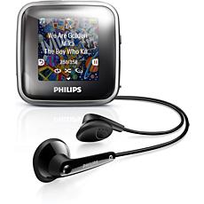 SA2SPK02SN/02 -    Přehrávač MP3