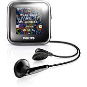 GoGEAR Reproductor de MP3