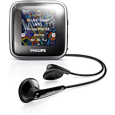 SA2SPK04SN/02  Přehrávač MP3