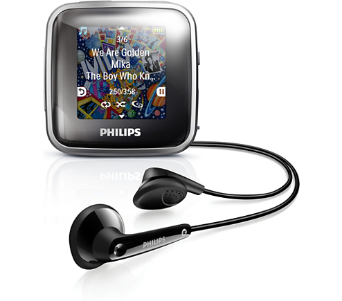 MP3 Player SA2SPK04S 02