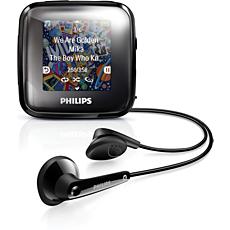 SA2SPK08K/97  เครื่องเล่นเพลง MP3