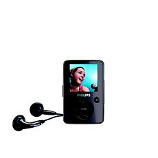 SA3025/37  Portable video player