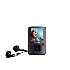 SA3085/02  Portable video player