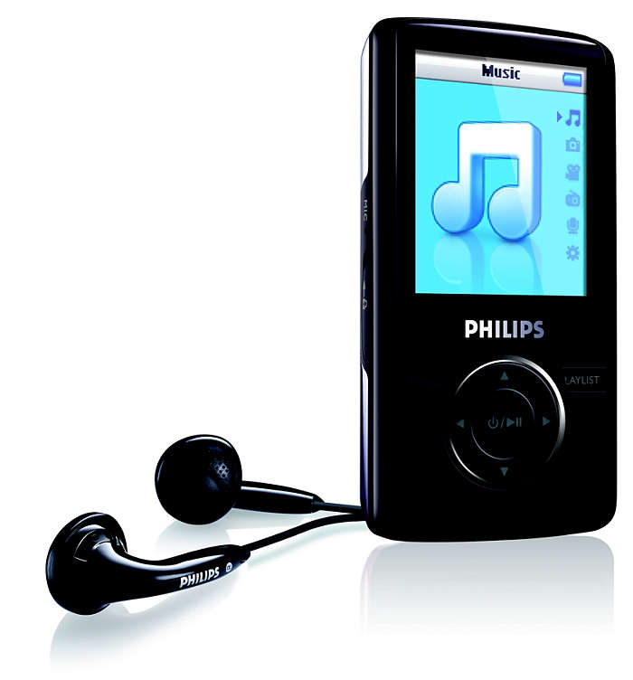 Suas músicas digitais em qualquer lugar