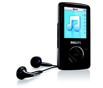 隨時聆聽數位音樂