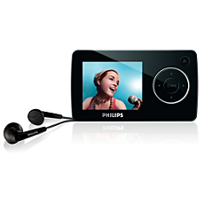 SA3245/97  Digital MP3 video player