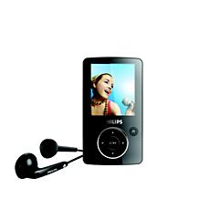 SA3425/02  Portable video player