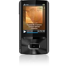 SA3ARA08K/37  MP3 video player