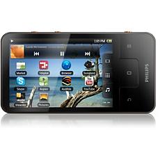 SA3CNT08K/02 -    Mini tablet Android™