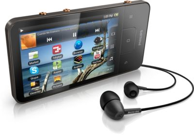 Mini tablet android™ sa cnt k philips