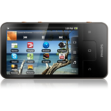 SA3CNT16K/37 -    WiFi MP3 video player with Android™
