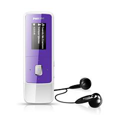 SA3MXX02V/97 -    MP3 播放機