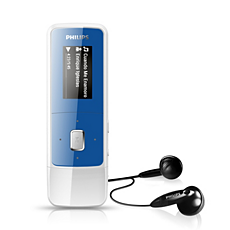 SA3MXX04BW/37  MP3 player