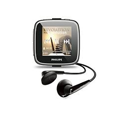 SA3SPK04KN/97  เครื่องเล่นเพลง MP3