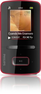 Philips SA1VBE04P/97 MP3 Player Download Driver