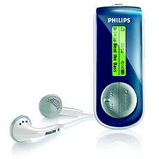 SA4105/97  Digital MP3 player