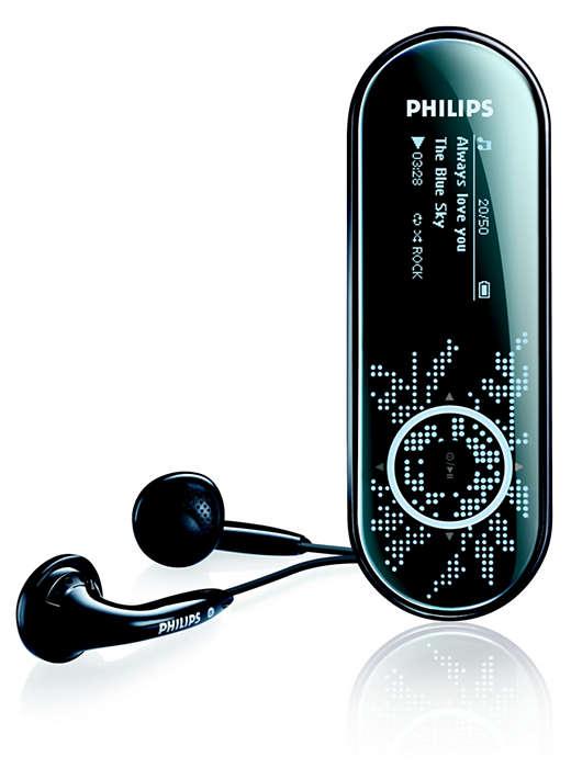 La tua musica digitale sempre con te