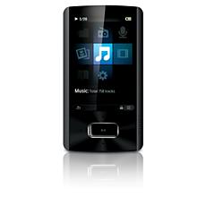 SA4ARA08KF/37  MP3 video player