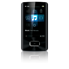 SA4ARA16KF/37  MP3 video player