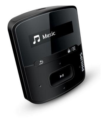 Philips SA2925R/37 MP3 Player 64Bit